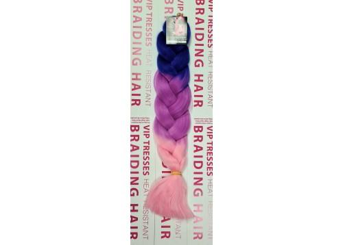 Synthetic Jumbo Braiding Hair 3-5