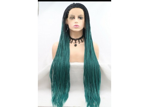 Aaliyah Lace Front Wig