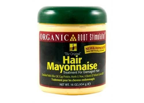 Olive Oil Hair mayonaise 16 oz