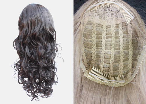 Kayla Half Head Wig / Instant Weave