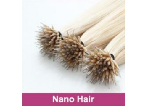 Remy Nano Bond Hair Extensions 70g