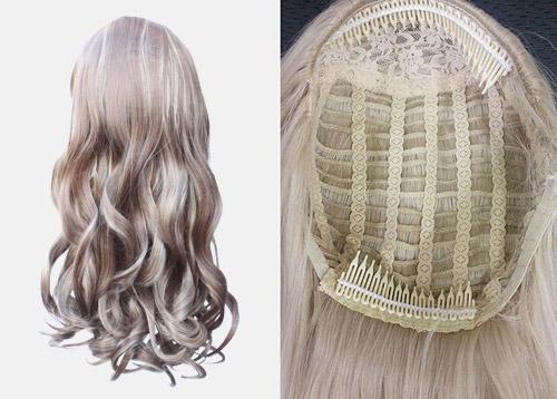 Natasha Half Head Wig / Instant Weave
