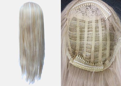 Nicole Half Head Wig / Instant Weave