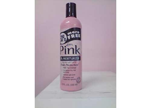 Pink Moisturising Hair lotion 12 oz