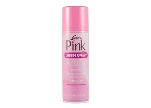 Pink sheen spray 9.4 oz