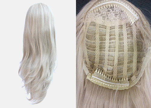 Sally Half Head Wig / Instant Weave