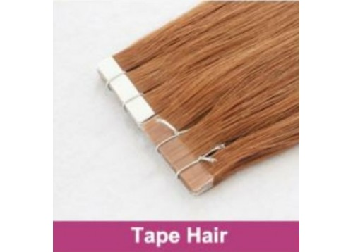 "14"" Remy Tape Hair Extensions 140g"